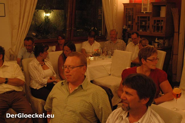 Das Publikum von Robert Reinagl & Phil Reinhardt im Durkowitsch