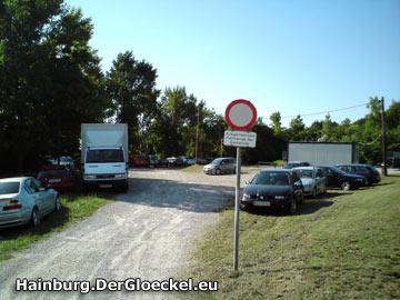 Warum bei Parkplatznot das Allgemeine Fahrverbot nicht aufgehoben wird ist nicht nachvollziehbar