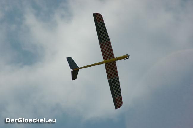 Kunstflieger am Braunsberg in Niederösterreich