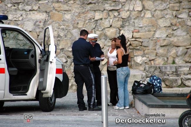 Zwei Diebinnen wurden von der POLIZEI überführt