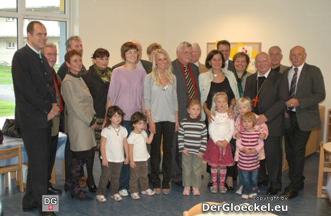 Eröffnung des neuen NÖ Landeskindergartens in Hainburg an der Donau