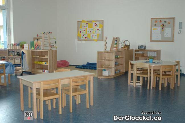 Modernste Ausstattung und Räume, die mit natürlichem Licht durchflutet werden - Kindergärten im 21. Jahrhundert
