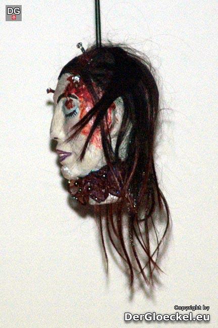 Halloween-Kopf
