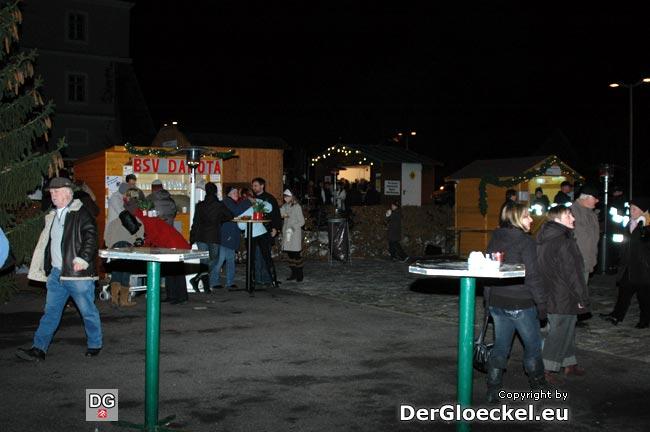Foto vom Adventmarkt in der KUFA aus 2008
