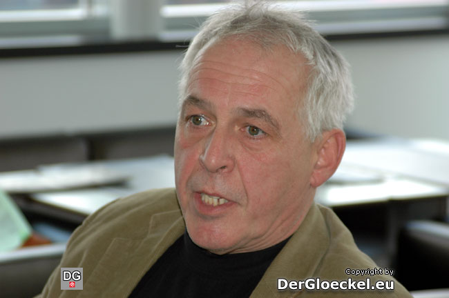 Vizebürgermeister Paul PAGACS im Pressegespräch zur Fusion der BLH und HI