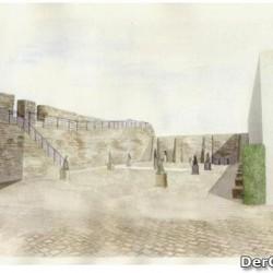 Zukunft Halterturm - Mittelalterstadt Hainburg