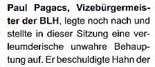 SPÖ-Appei 2. Beklagte Aussage