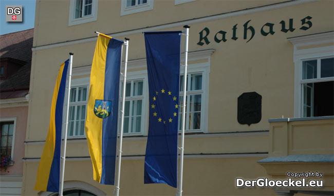 Rathaus der Stadt Hainburg an der Donau