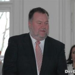 Bürgermeister Ernest Windholz