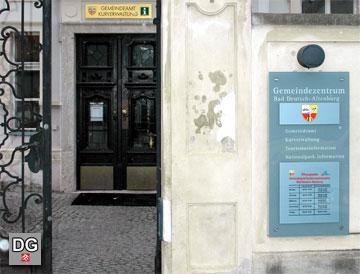 Koalitionsregierung Bad Deutsch Altenburg