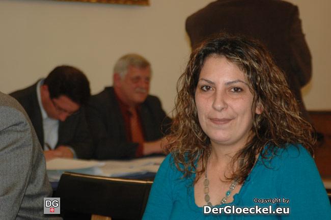 WFH-Gemeinderätin Leyla Yilmaz