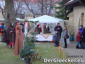 künstlerische Adventmarktgestaltung
