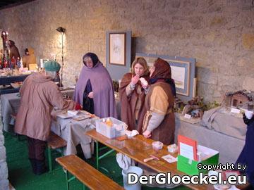 Carnuntum - Handel traditionsgemäß