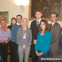 Neue Gemeinderäte seit 31.3.2010 in Hainburg
