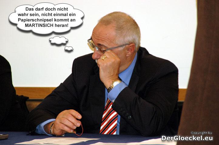 SPÖ Vizebürgermeister R. Holcik