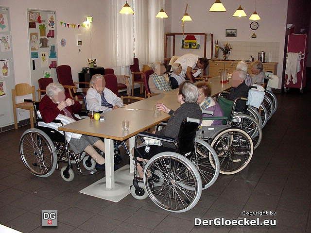 Die Bewohner und Opfer der Zustände im vormaligen ProSenior Seniorenheim