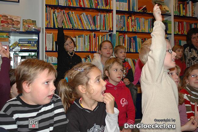 100. Geburtstag von Astrid Lindgren: 40 Kinder aus Hainburg folgten der Einladung zum Kindernachmittag