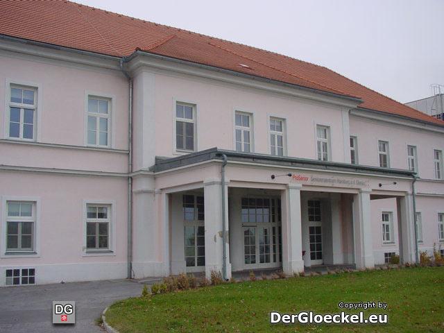 das ProSenior im November 2005 r. die Betreuungseinrichtung wurde vom Land Niederösterreich am 1.1.2006 übernommen