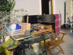 Möbel zum Entsorgen - Klavier wurde zum Sperrmüll