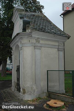 Nach der Restaurierung im Jahr 2000 steht der Kapelle nach 10 Jahren eine Generalsanierung bevor