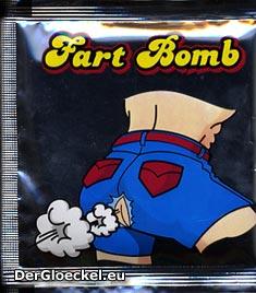 Die verwendete Stinkbombe der Jugendlichen
