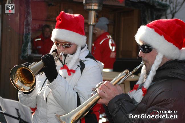 Eröffnung des Adventmarktes in Hainburg/D.