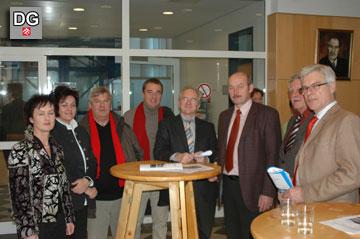 Besucher & Gäste auf der BH Bruck/Leitha