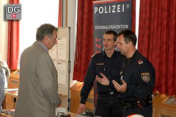 Das Bezirkspolizeikommando Bruck/Lietha informiert