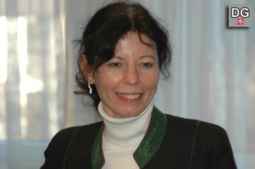 Bezirkshauptmann-Stellvertreterin Mag. Verena Sonnleitner