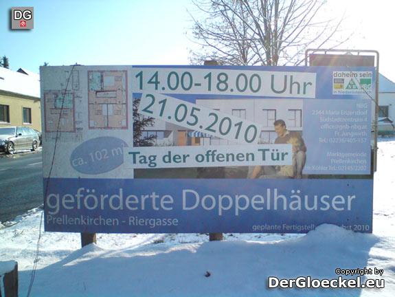 Aufnahme vom Winter 2010