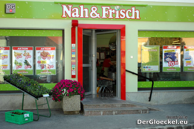 Nah & Frisch - Nahversorger in der Gemeinde Berg (NÖ)