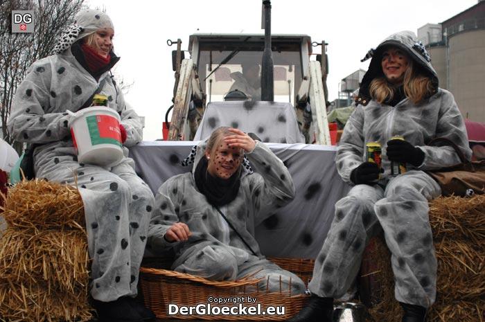 3. Platz die 101-Dalmatiner | Foto: DerGloeckel.eu