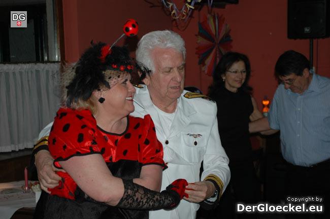 Faschingsgschnas in der Taverne im Ludwigstorff | Foto: DerGloeckel.eu